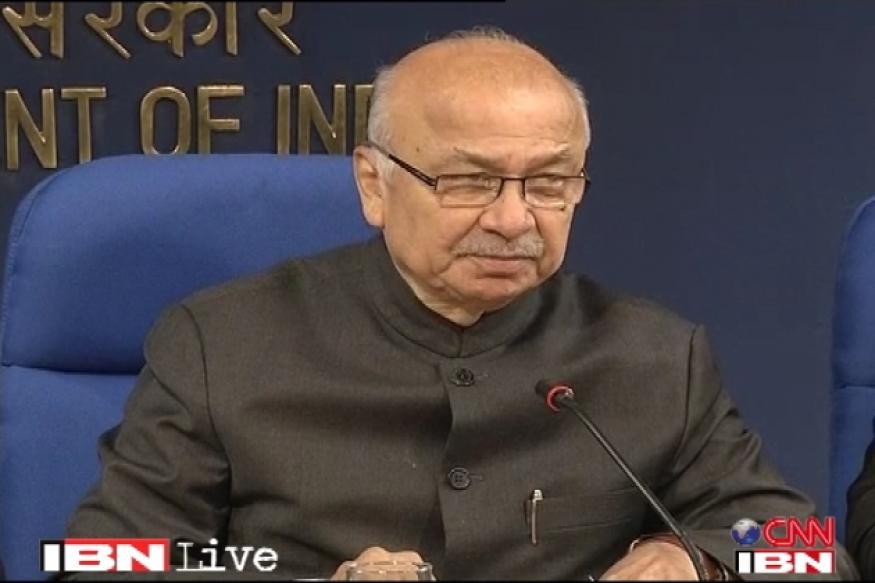 Full text: Home Minister's statement on Delhi gangrape