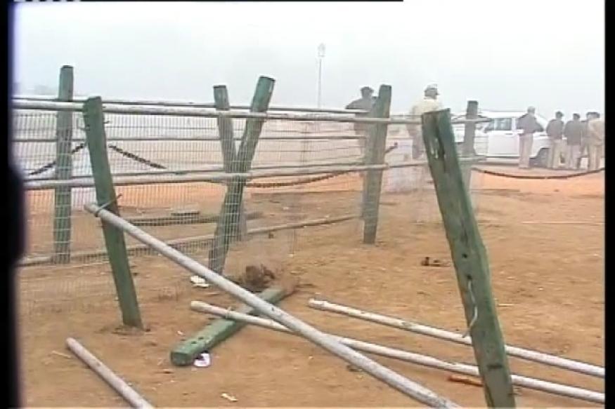 Gangrape protests live: Media fuelled the violence, says Neeraj Kumar