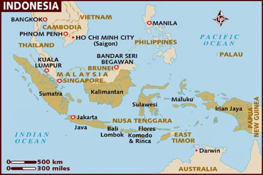 7.2 magnitude quake reported off Indonesia