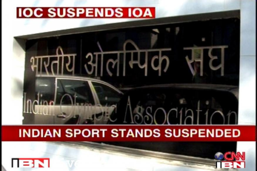 IOA delegation to meet Sports Secretary