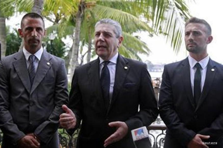 Kerala opposes Italians Marines' plea
