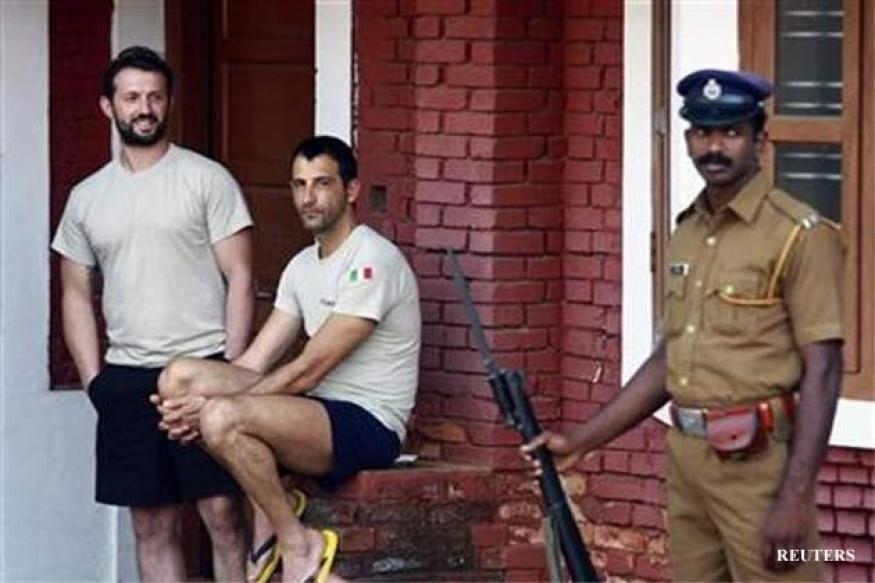 Fishermen killing: Italian Defence Minister arrives in Kochi