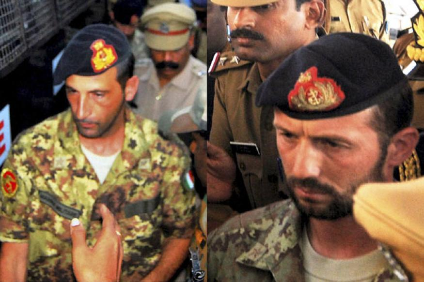 Govt allows 2 Italian marines to go home for Christmas