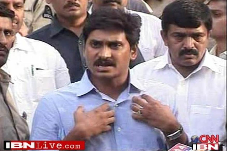 AP: Jagan Reddy's sister undergoes knee surgery