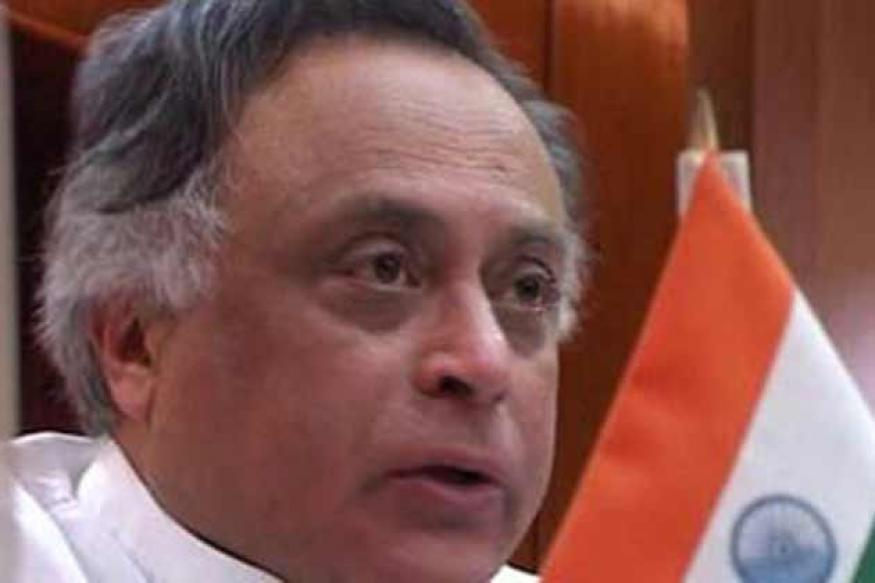 Cong has not taken political sanyas in Bengal: Ramesh