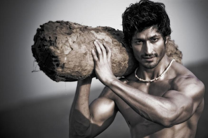 Vidyut Jamwal ranked among top five fittest men