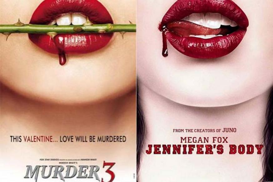 'Murder 3' poster a copy of 'Jennifer's Body'?