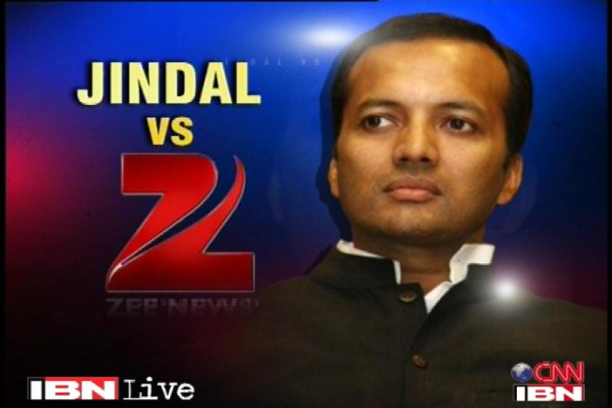Jindal extortion case: Zee chief, MD get interim bail