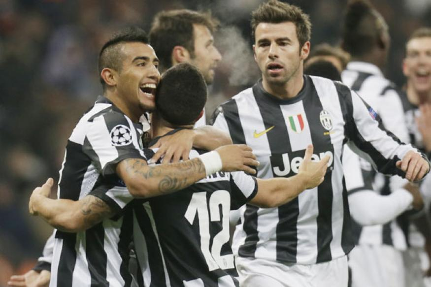 Juventus beat Palermo 1-0 in a Serie A clash