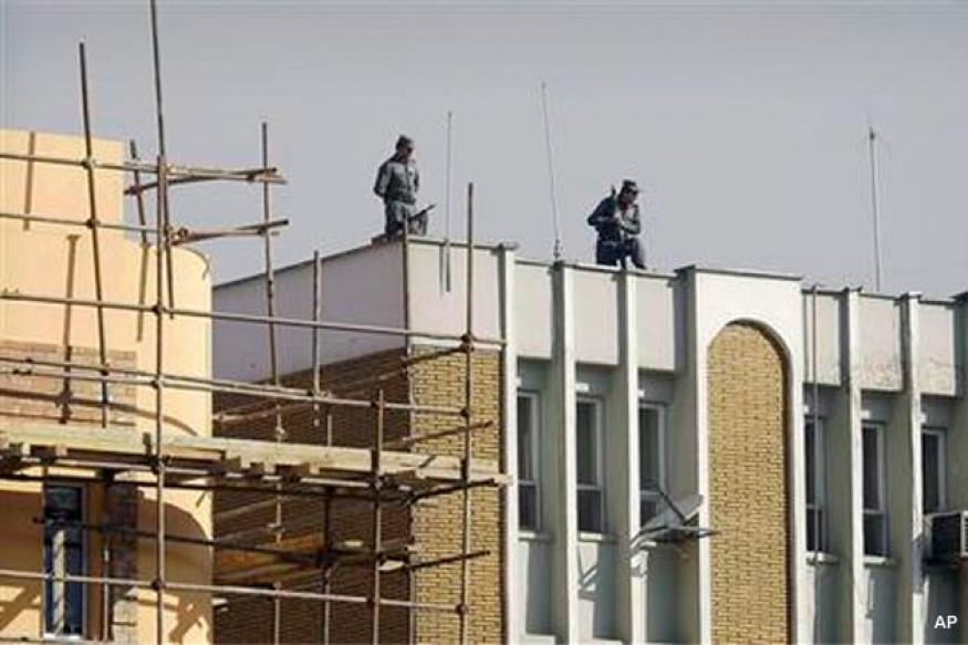 Afghan policewoman kills US adviser in Kabul