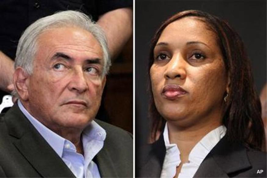 Strauss-Kahn, maid settle lawsuit over alleged attack