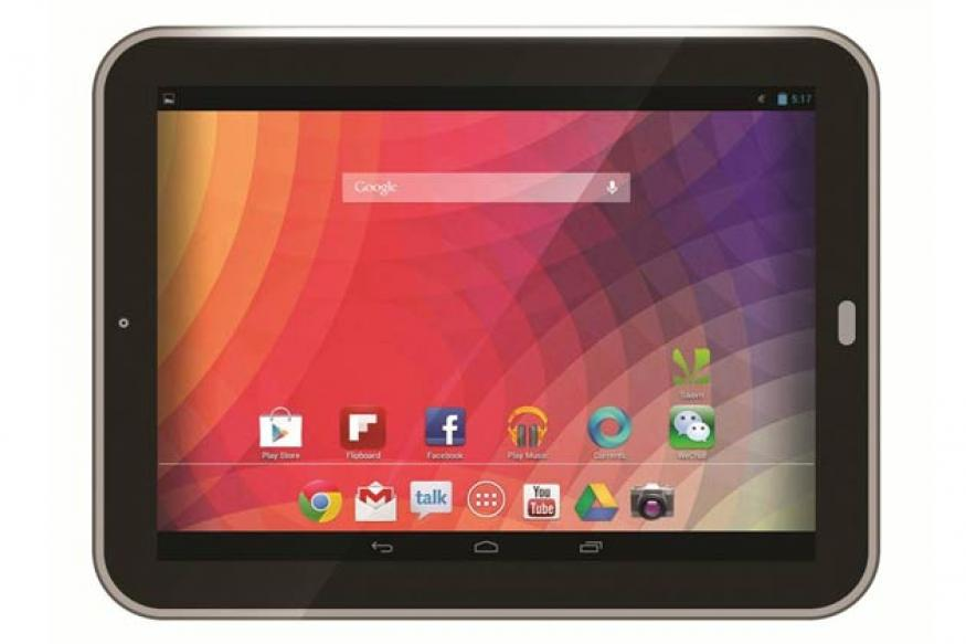 Karbonn Smart Tab 10 launched at Rs 10,490, runs Android Jelly Bean
