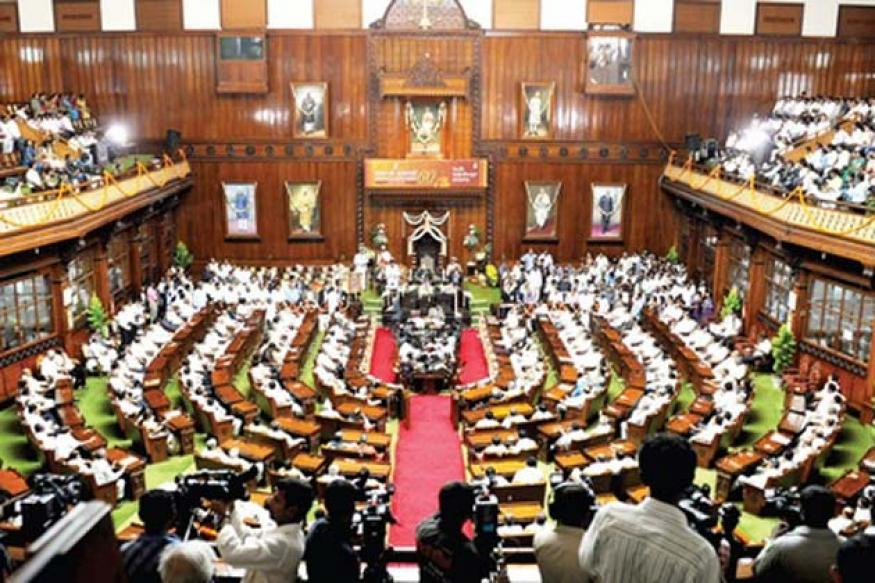 Karnataka: Oppn demands resignation of minority govt