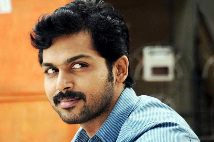 Karthi croons for his next named 'Biryani'