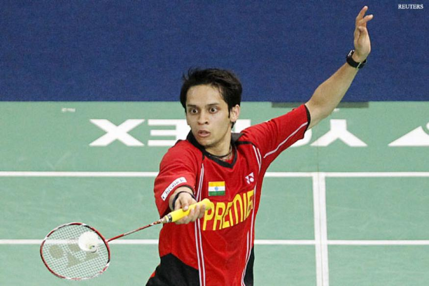 Badminton: Want to be in top-10 in 2013, says Kashyap
