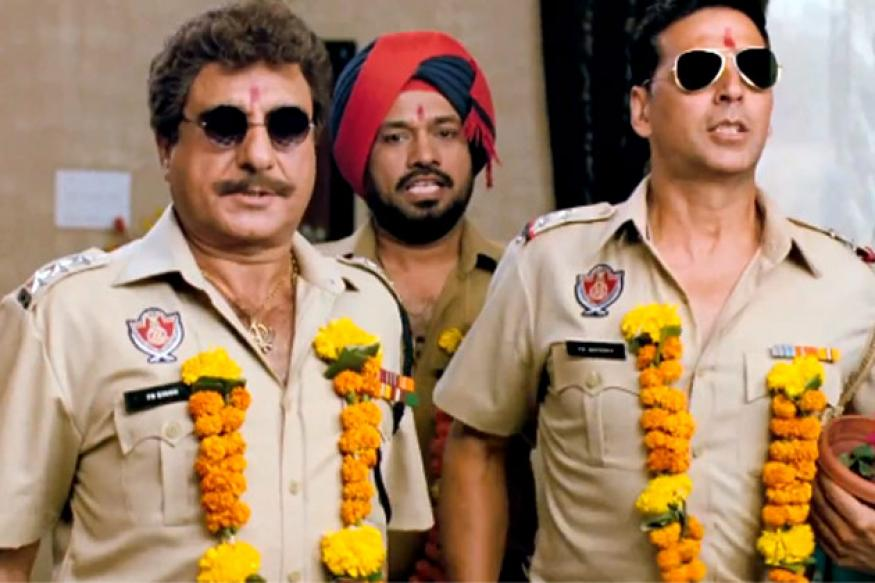 'Khiladi 786' maintains pace at the ticket window