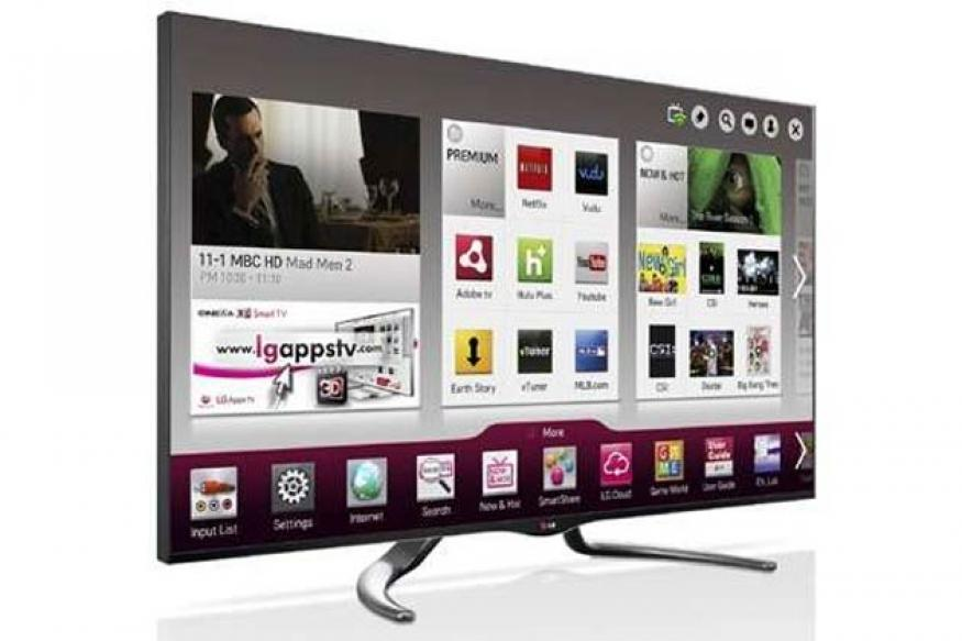 LG set to showcase two Google TV models at CES 2013