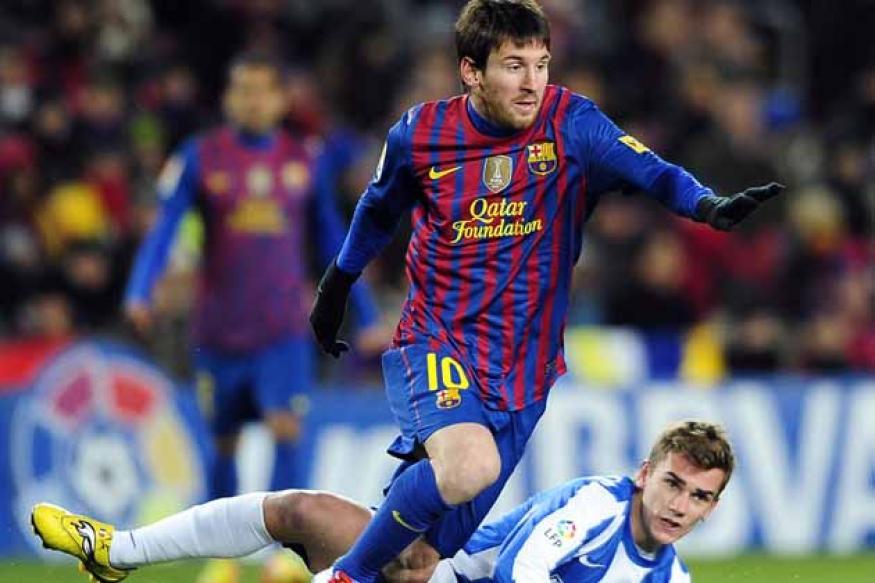 Messi magic set to resume in Copa del Rey
