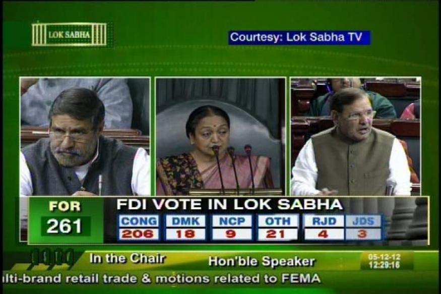 Live: UPA lost morally, claims BJP as Sonia says not worried about RS