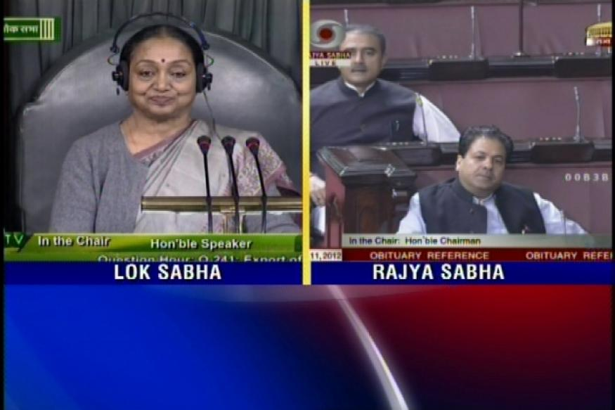 LS adjourned for the day over Walmart report