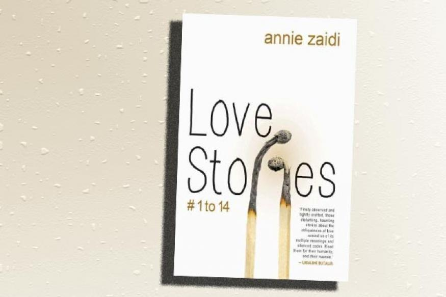 Extract: Love Story # 1 to 14 by Annie Zaidi