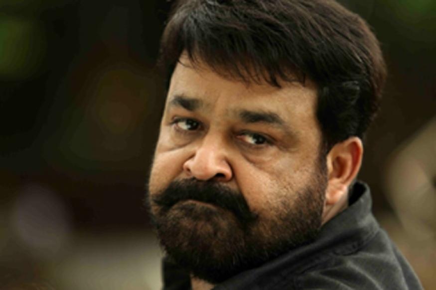 'Karma Yodha' poster lands Mohanlal in trouble