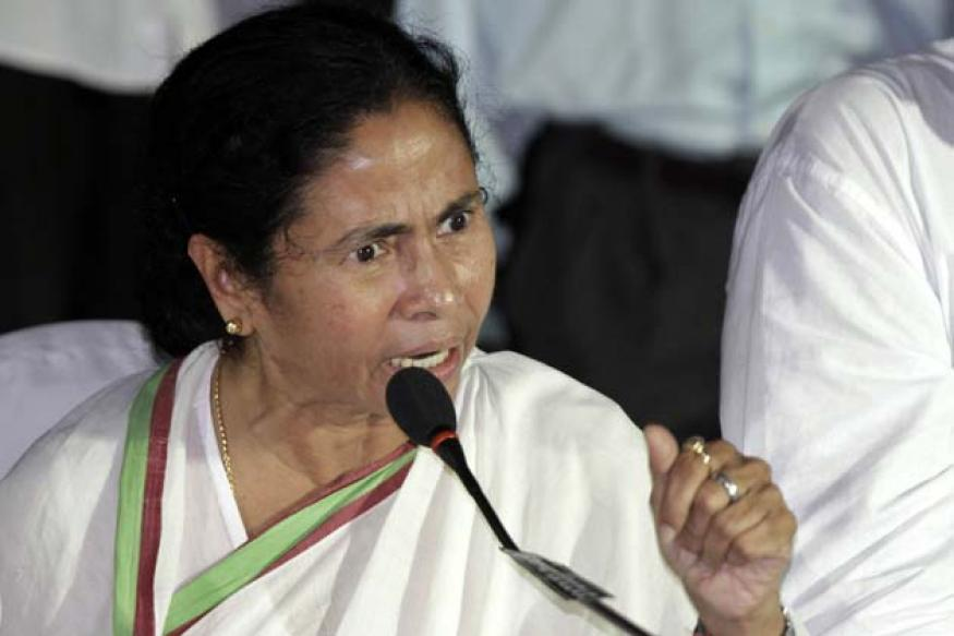 Centre snatching away our livelihood: Mamata