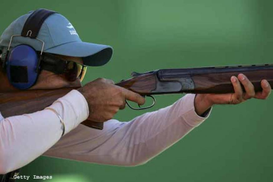 Manavjit, Chain Singh win gold, Bindra gets silver