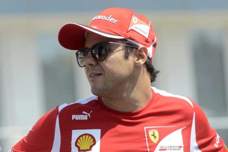 Ferrari right to extend Massa contract: Montezemolo