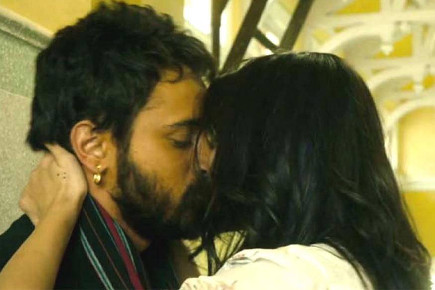 Imran Khan: It's awkward to kiss on screen