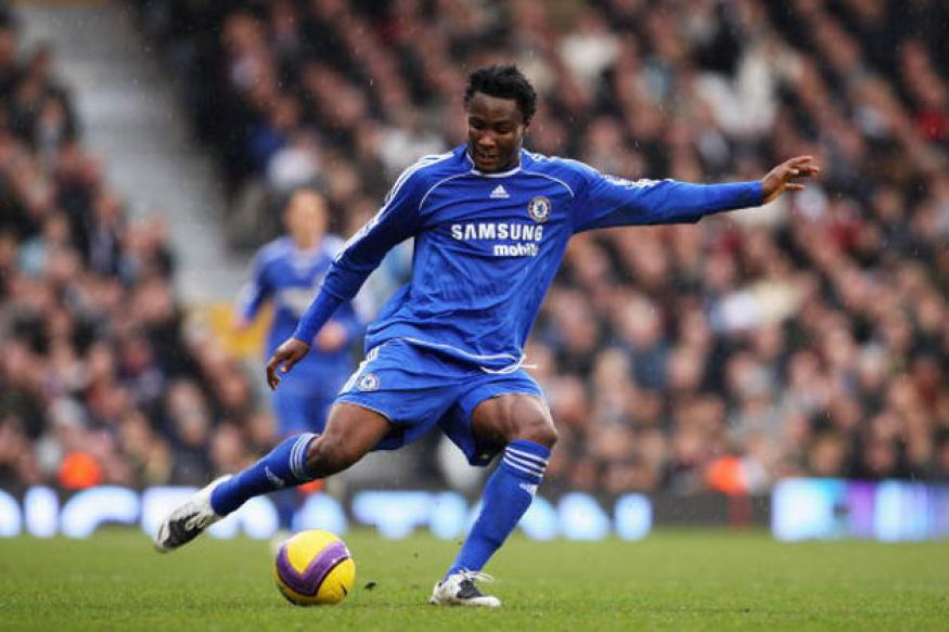 Chelsea extend John Obi Mikel's contract for five years