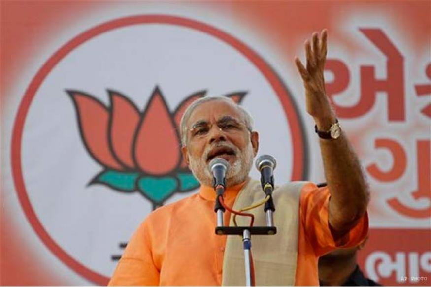 Watch: Narendra Modi's victory speech