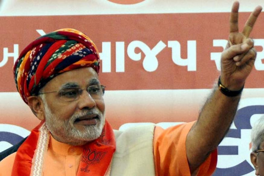 Gujarat votes for Narendra Modi, but BJP fails to add to the tally