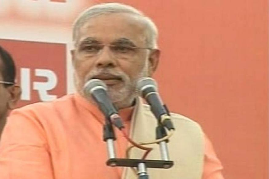 If I have committed mistakes, I apologise: Modi