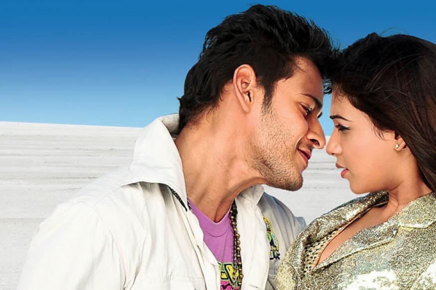 Mahesh Babu and Samantha shoot in Pune for 'SVSC'