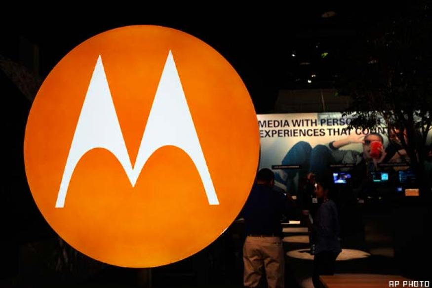 Google to sell part of Motorola for $2.35 billion