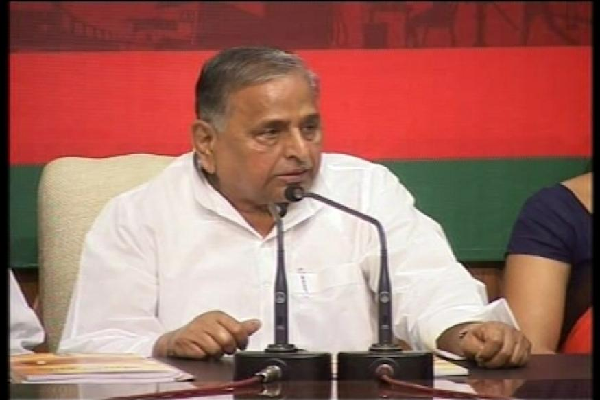 Mulayam threatens to review support if quota bill passed