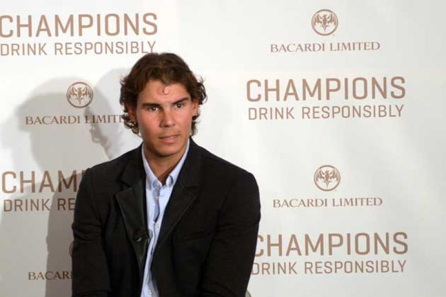 Nadal will return to action in Abu Dhabi