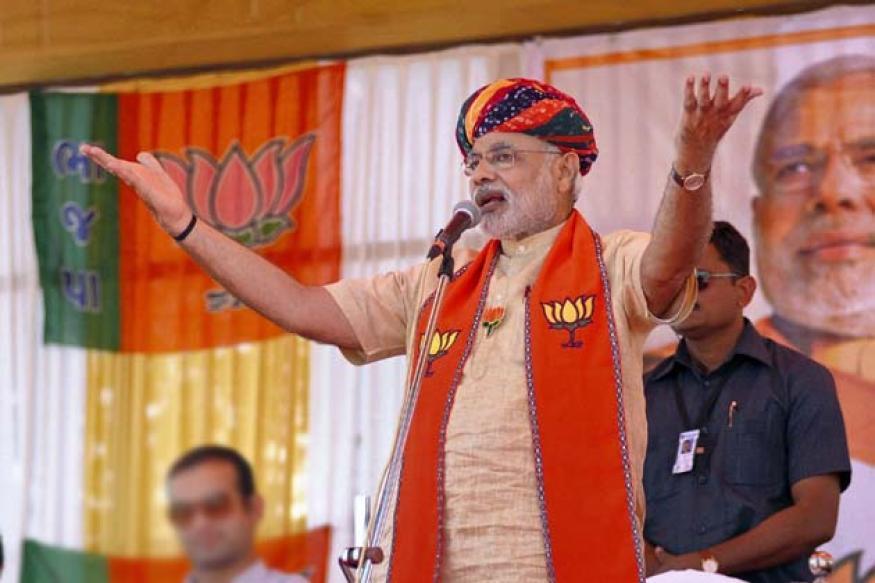 Gujarat polls: Code violation complaint against Modi
