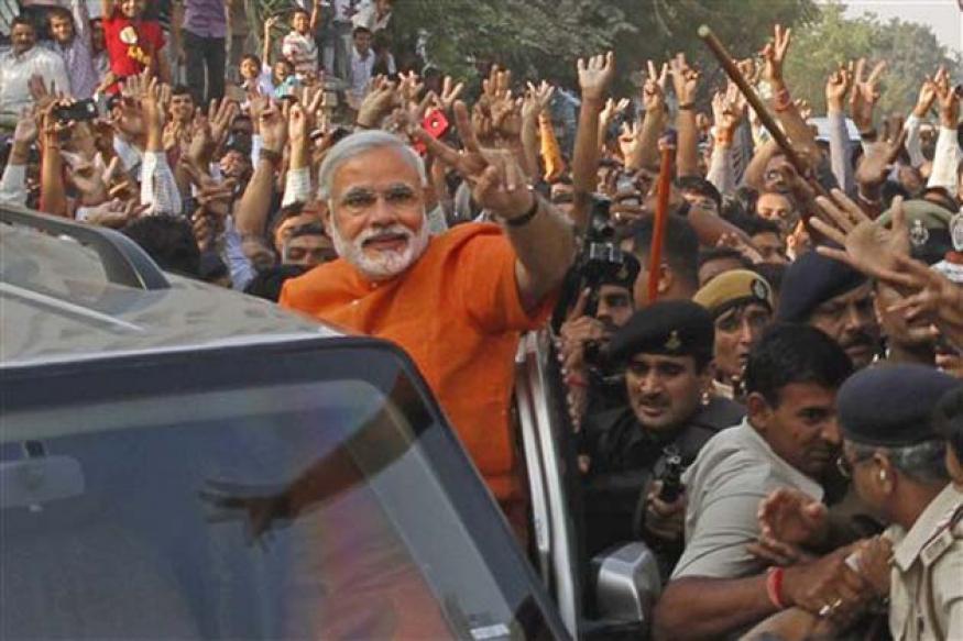 Gujarat elections: The rise of Narendra Modi