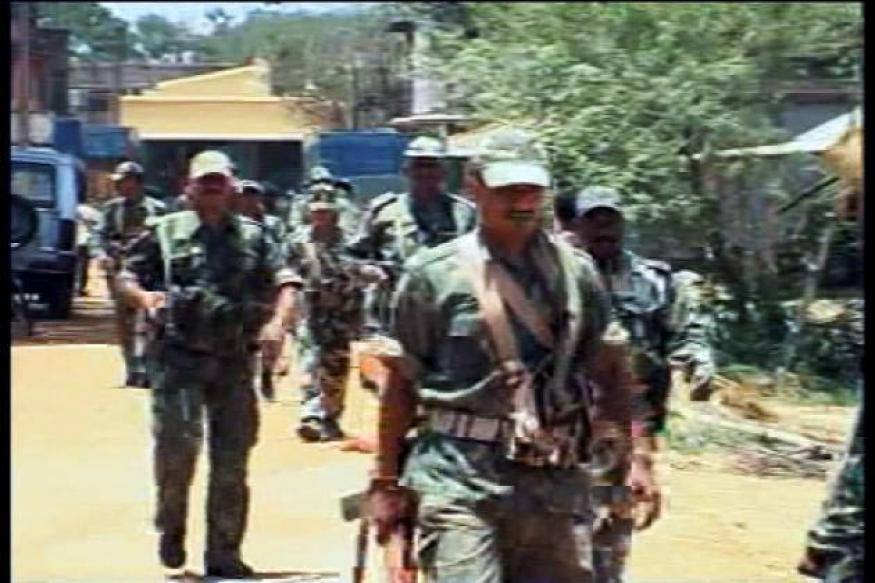 Chhattisgarh: CRPF personnel opens fire, 4 dead