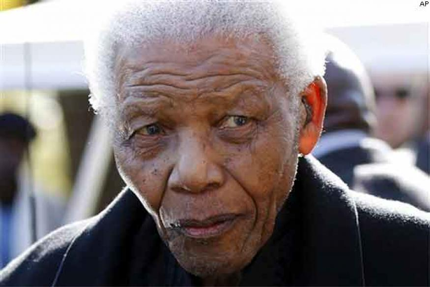Nelson Mandela has lung infection: SA officials