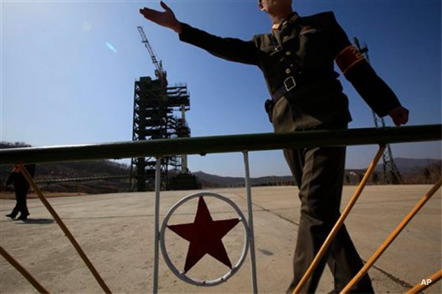 North Korea launches rocket in defiance of critics