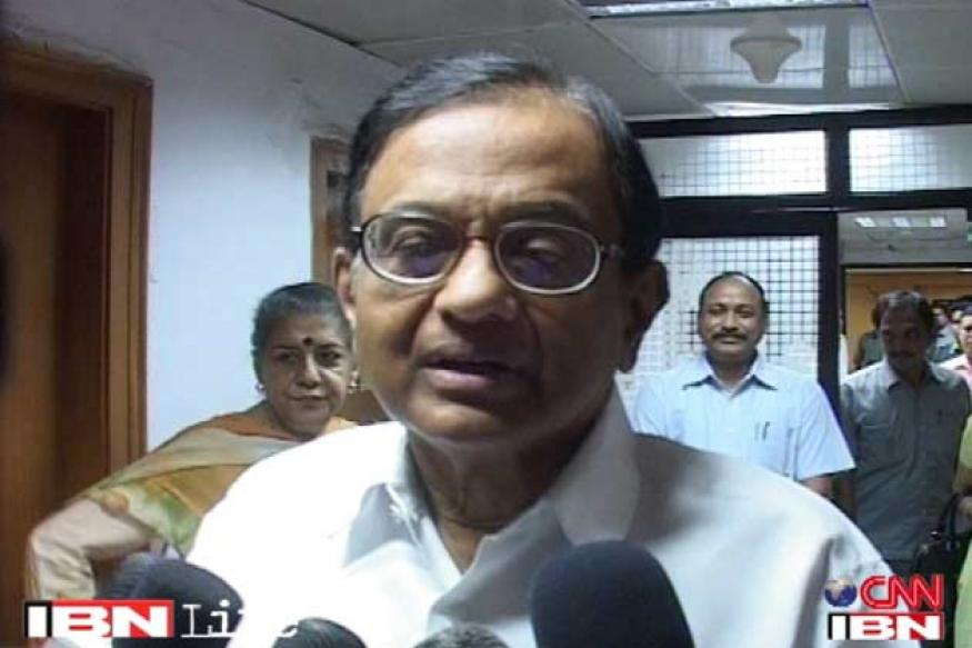 Chidambaram rules out himself from PM race