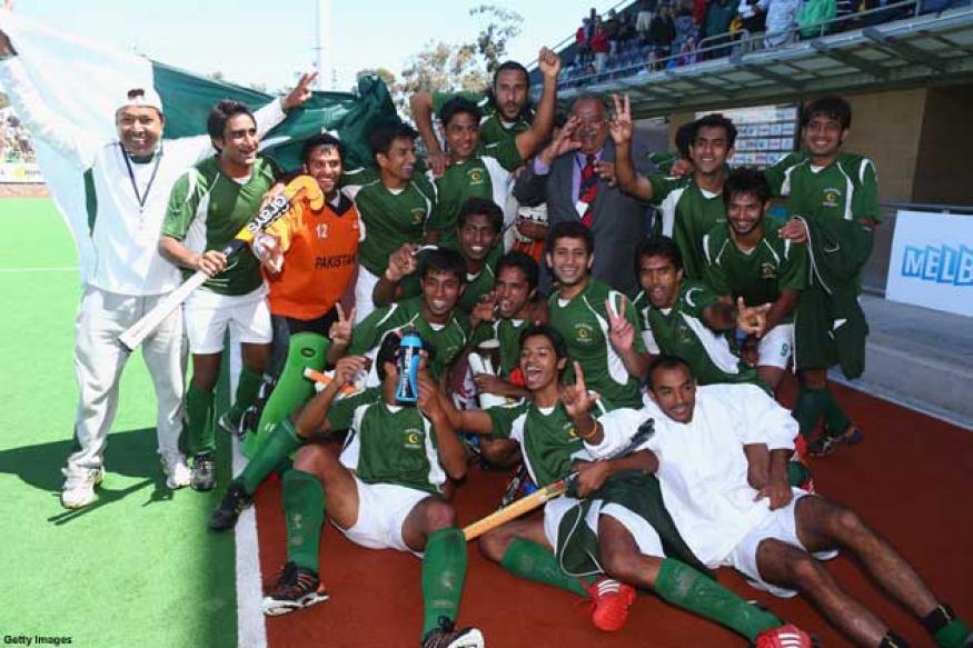 Pakistan beat India to clinch Champions Trophy hockey bronze