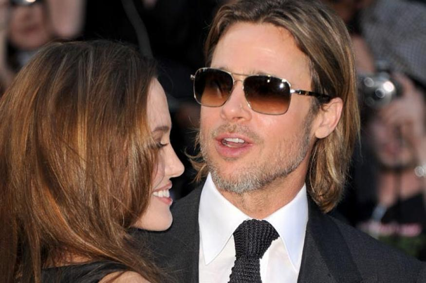 Brad Pitt spends 75,000 pounds to paint his car