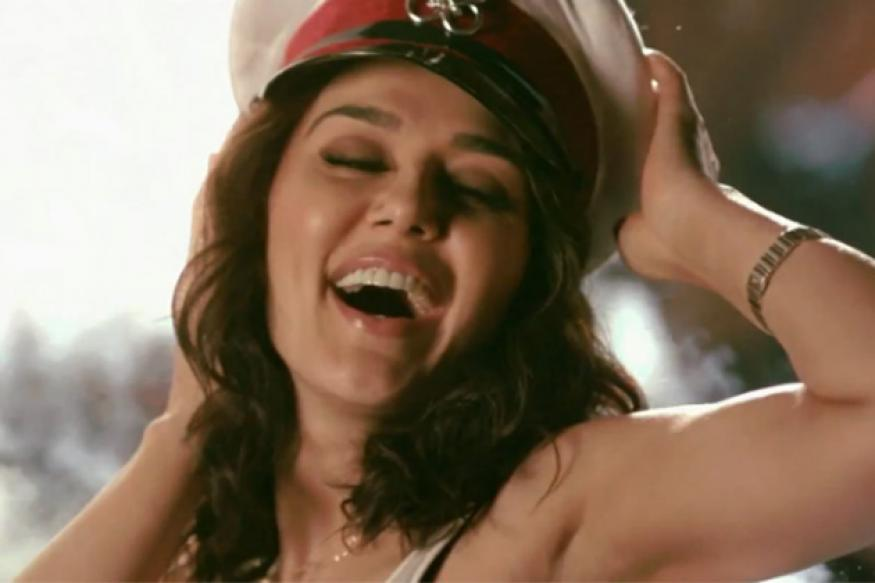 Preity's 'Ishkq In Paris' to be released in 2013