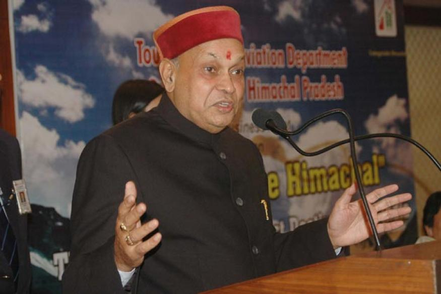 FDI in retail will not be allowed in Himachal: Dhumal