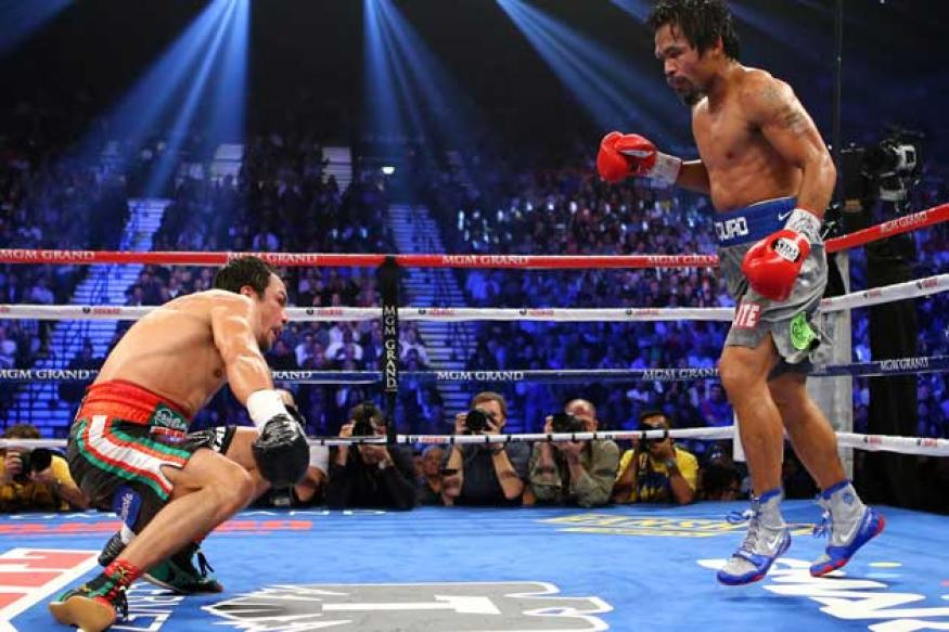 Defeated Manny Pacquiao has no plans to retire