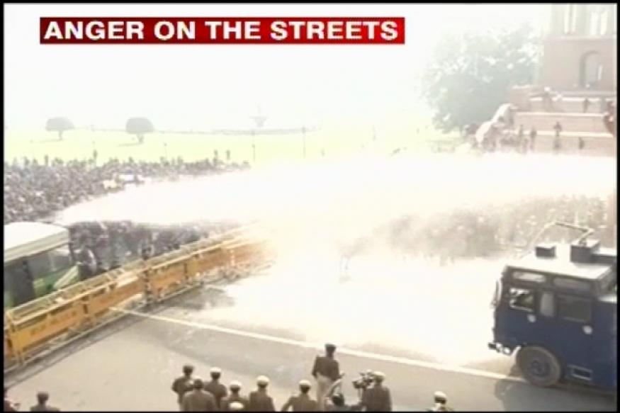 Delhi anti-rape protests: As it happened
